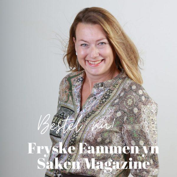 Bestel Fryske Fammen yn Saken Magazine